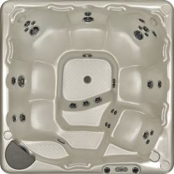 Hot Tub Model 590 top view