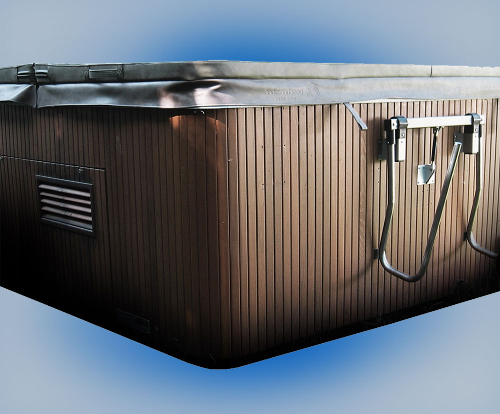 Easy maintenance tips for caring for your hot tub cover