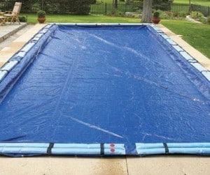 water bag pool cover Lakeshore Pools & Hot Tubs