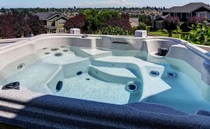 What size of hot tub do I need for my yard?