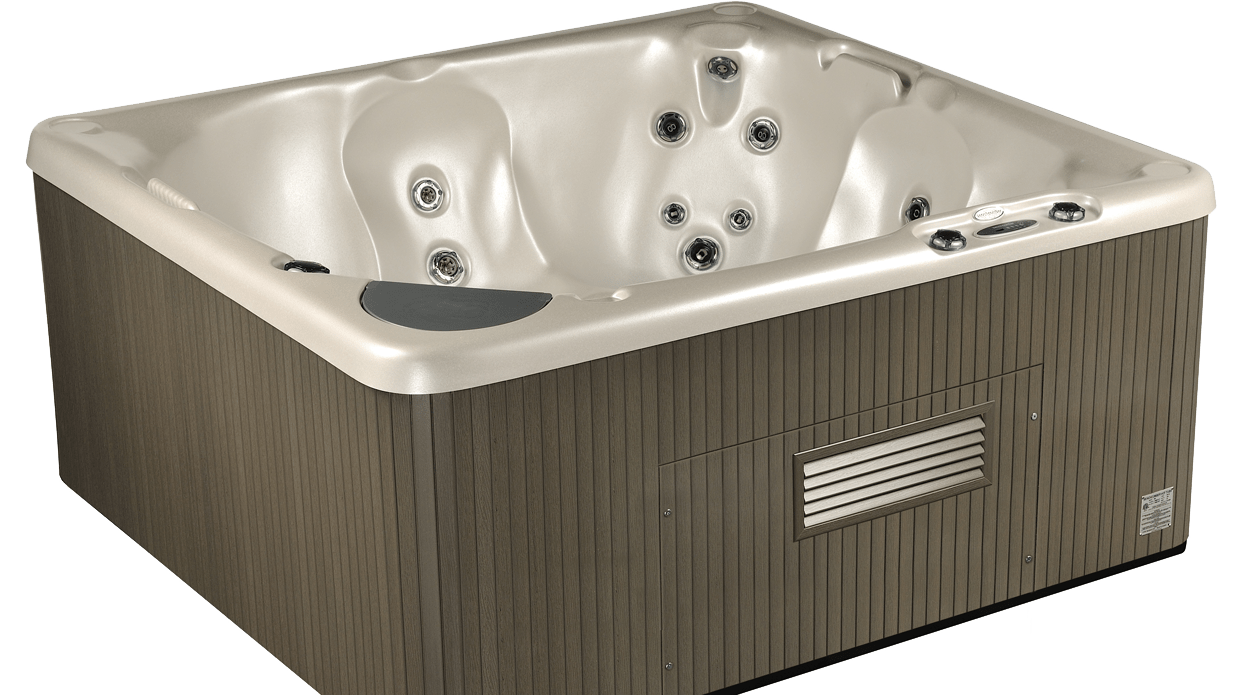 Hot Tub Model 340 Angled Lakeshore Pools & Hot Tubs