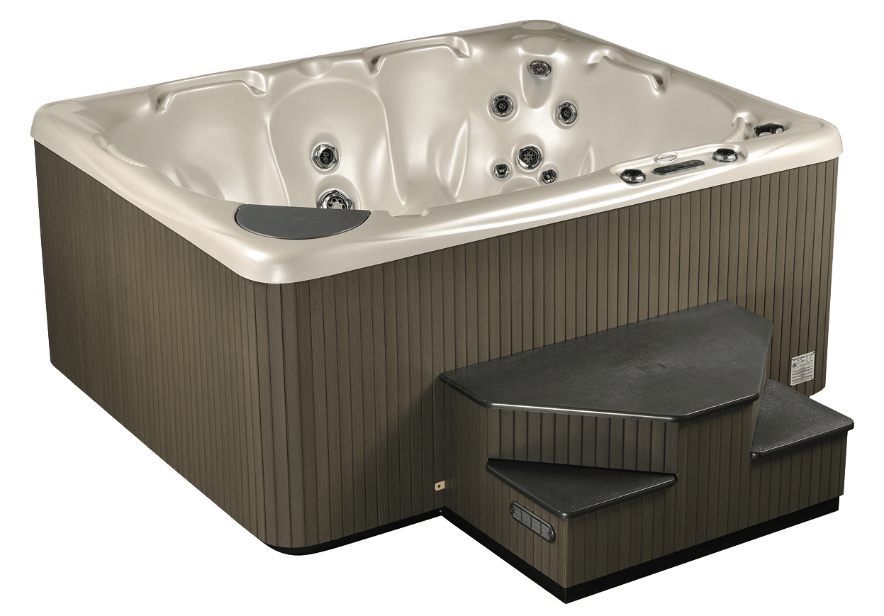 Beachcomber Hot Tub Model 540 angled view Lakeshore Pools & Hot Tubs