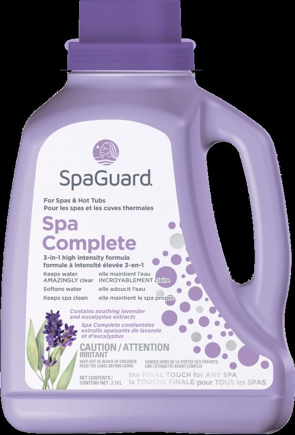 SpaGuard Spa Complete Hot Tub Conditioner, 2.07 L
