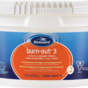 BioGuard Burn-Out 3, 8 kg