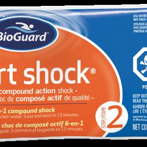 BioGuard Smart Shock is a 6-in-1 multi functional shock