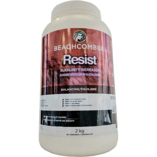 2kg Container of Resist Alkalinity Increaser