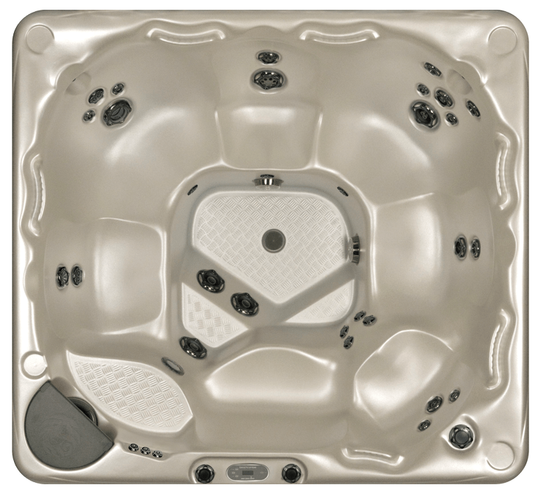 Beachcomber Hot Tub Model 578 top view Lakeshore Pools & Hot Tubs