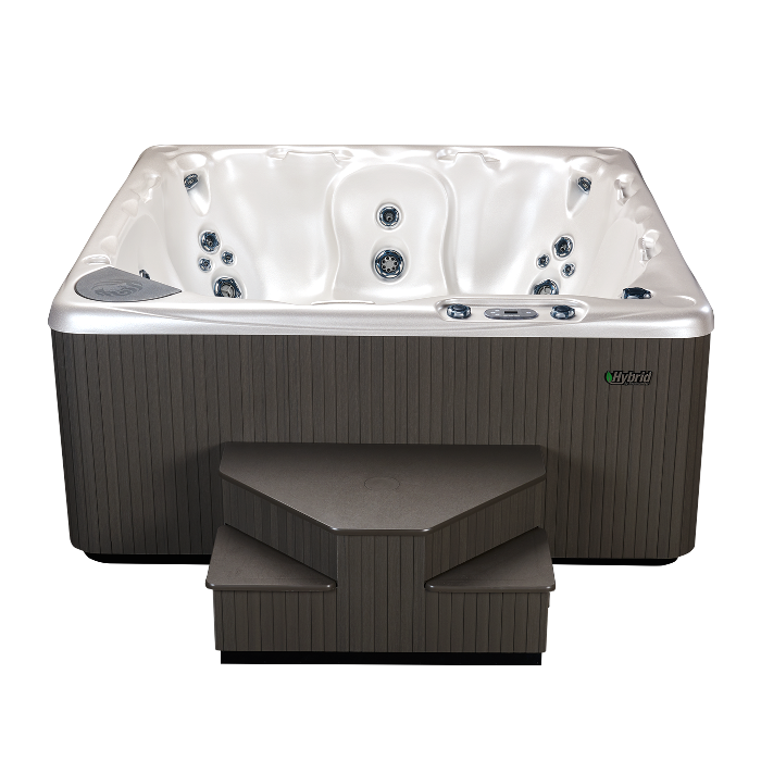 Beachcomber Hot Tub Model 590 front view