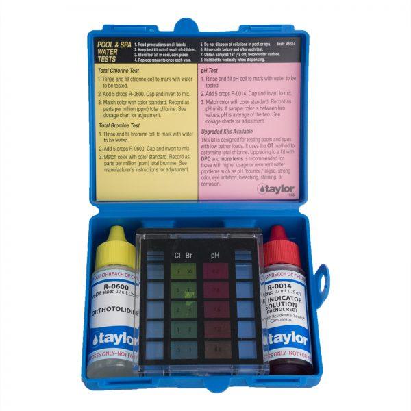 Taylor basic drop test kit