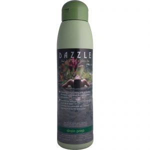 Dazzle drain prep