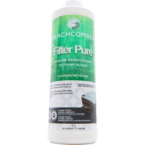 Beachcomber Filter Pure Alkaline Based Cleaner 1L