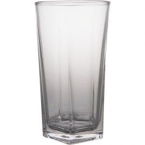 Unbreakable high ball glass