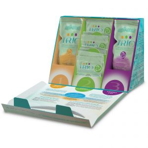 hot tub soft soak trio kit