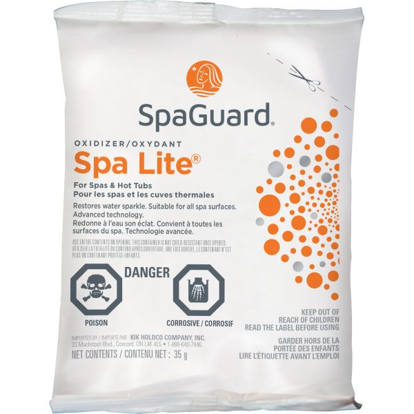 SpaGuard Spa Lite Oxidizer
