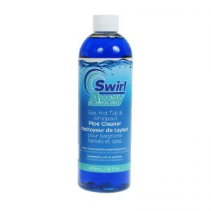 Swirl Away Pipe Cleaner for Spa, Hot Tub & Whirlpool 475 mL