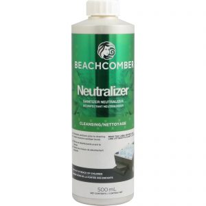 Beachcomber Sanitizer Neutralizer Cleansing 500 mL