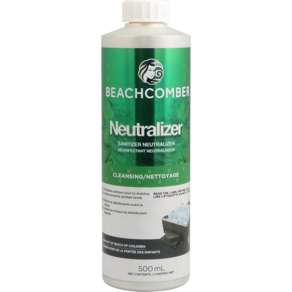 Beachcomber Sanitizer Neutralizer Cleansing 500 mL