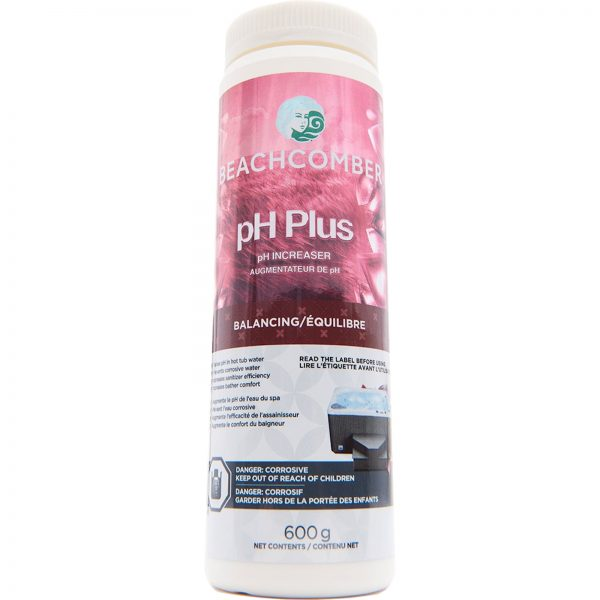 Beachcomber pH Plus Balancing pH Increaser 600 g