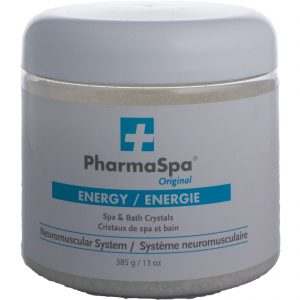 PharmaSpa Energy Spa & Bath Crystals for Neuromuscular System 385 g