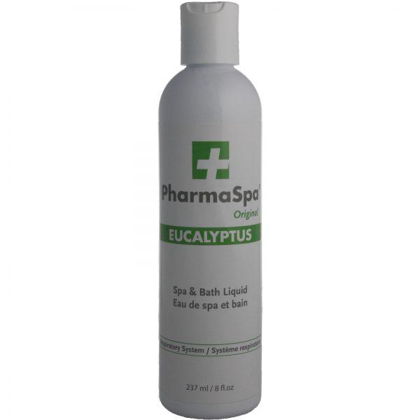 PharmaSpa Eucalyptus Spa & Bath Liquid 237 mL natural fragrance