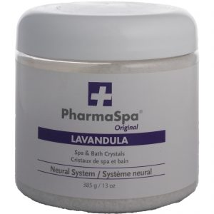 PharmaSpa Lavandula Spa & Nath Crystals Neural System 385 g