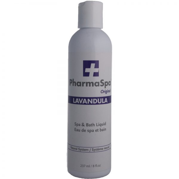 PharmaSpa Lavandula Spa & Bath Liquid 237 mL