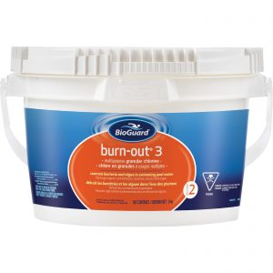 BioGuard Burn-Out 3 is a premium high-powered chlorine shock