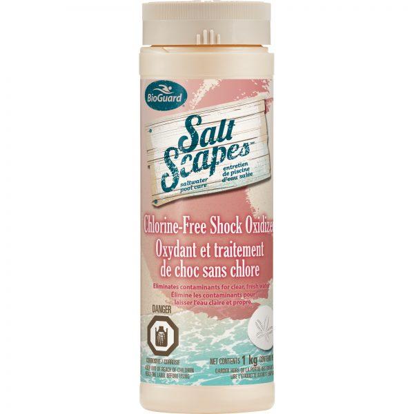 BioGuard SaltScapes Chlorine-Free Shock Oxidizer for salt pools