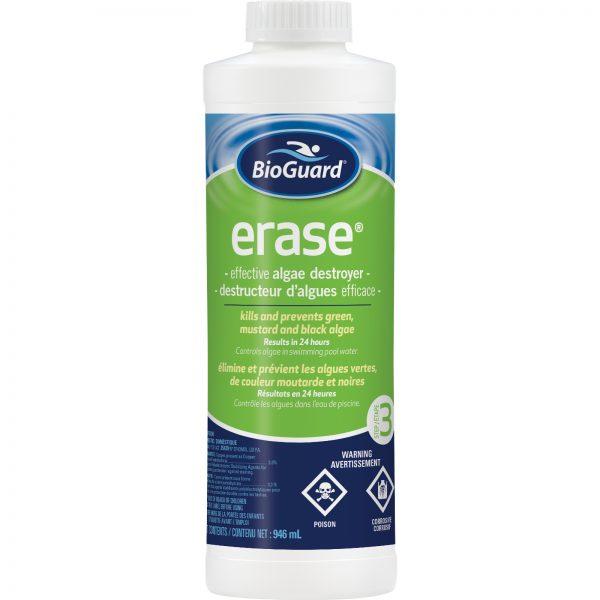 BioGuard Erase for pools - algae destroyer