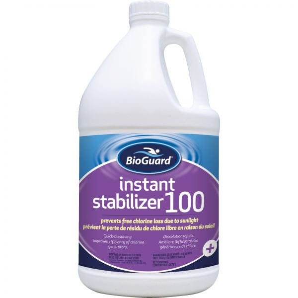 BioGuard Instant Stabilizer 100 for pools