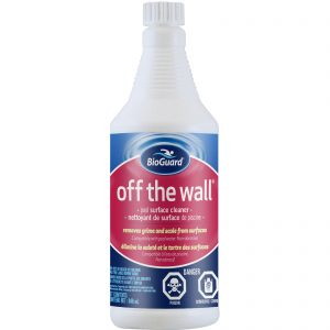 BioGuard Off the Wall pool surface cleaner
