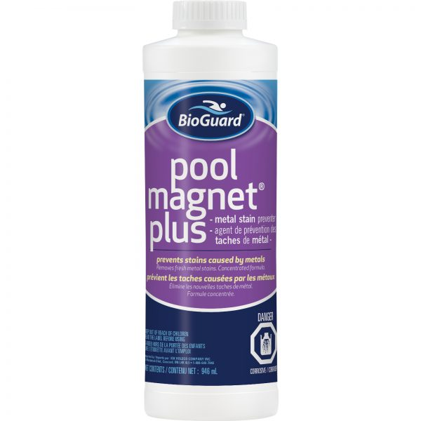 BioGuard Magnet Plus - metal stain preventative, prevents stains 946 mL