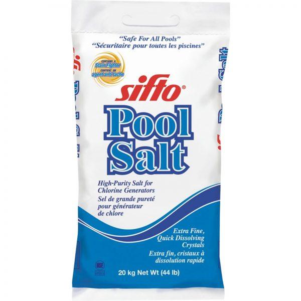 Sifto Pool Salt 20 kg