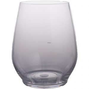 unbreakable stemless wine glass