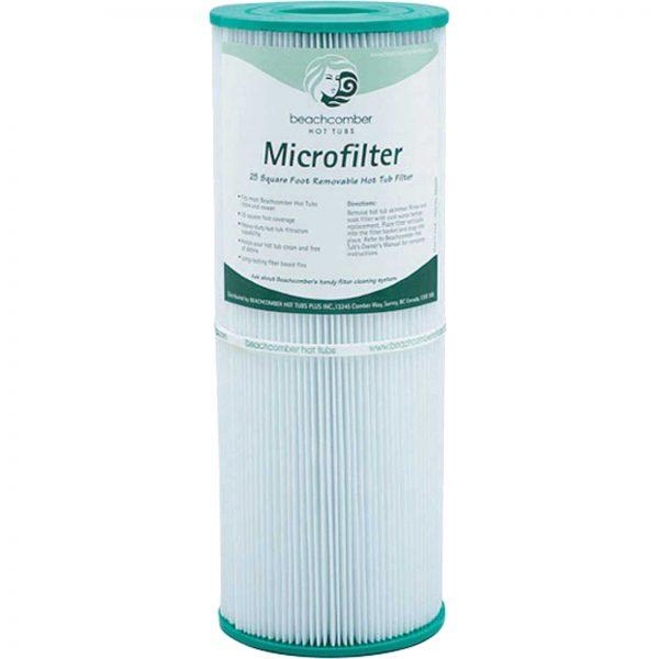 Beachcomber Hot Tubs Microfilter