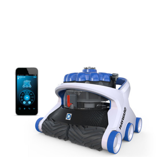 Hayward Aqua Vac 650 Robotic Pool Cleaner