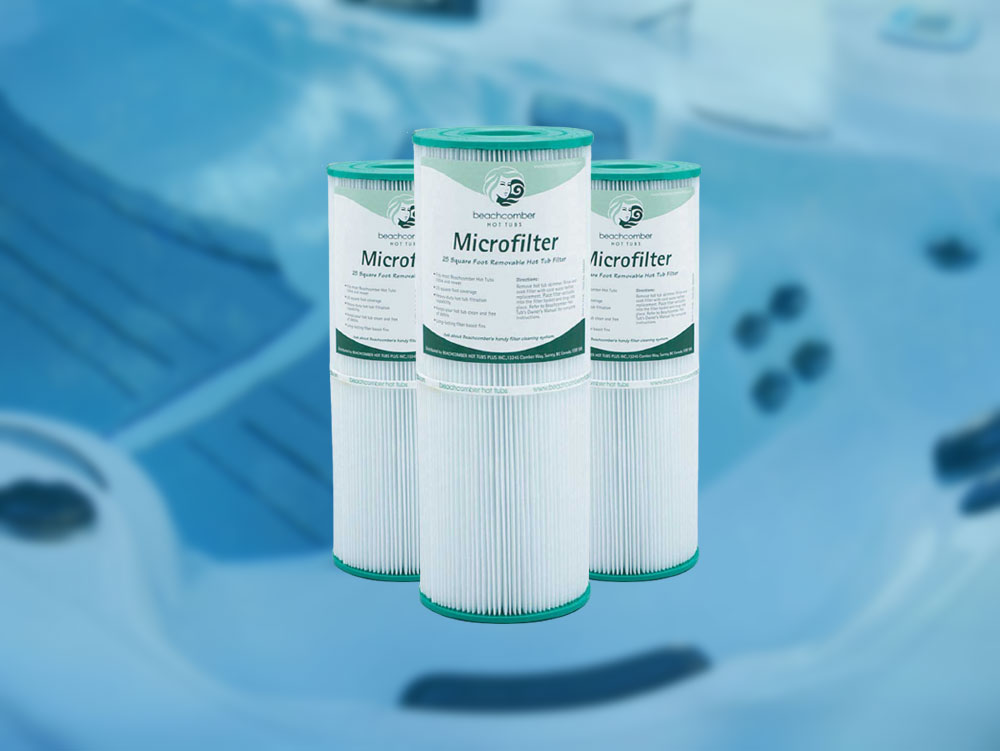 hot tub filter replacements