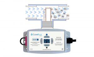 Hot Tub ionizer