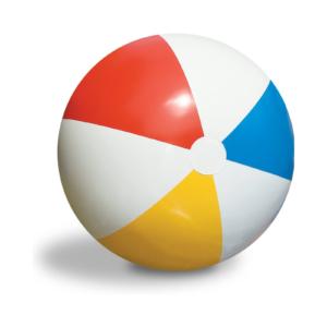 """36"""" 36 inch Beach Ball"""