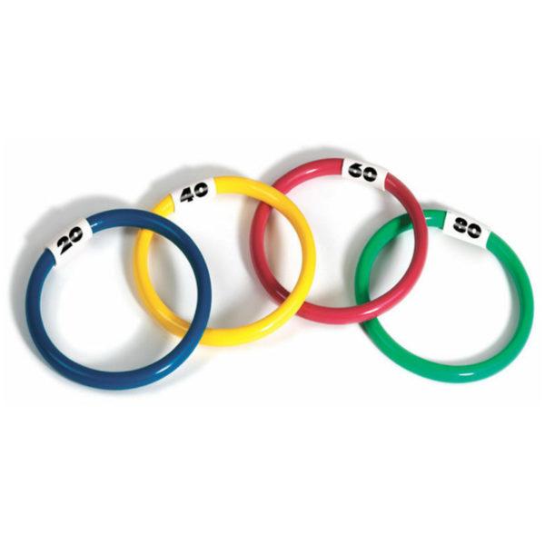 Swimline Dive Rings Set of 4 Four