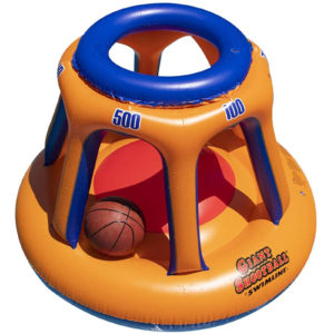 Swimline Giant Shootball Basketball Pool Game