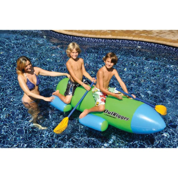 Swimline Outrigger Pool Float Toy