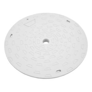 Jacuzzi Skimmer Lid Center Hole 3 Perimeter Holes