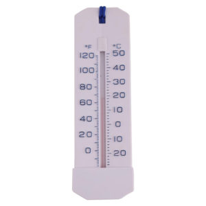 Large Easy Read Thermometer Fahrenheit Celsius