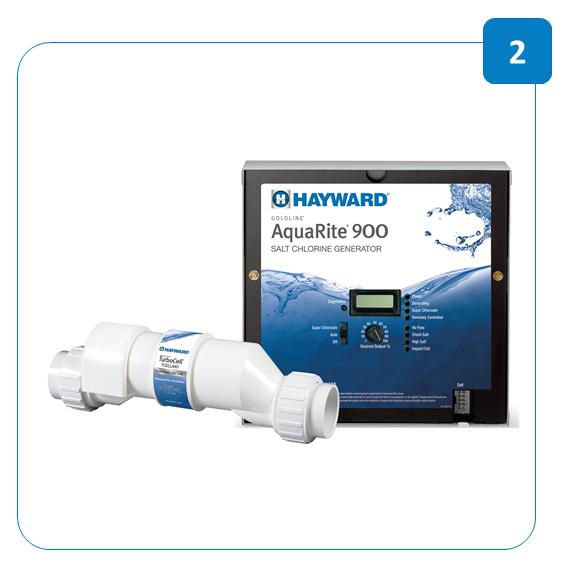 Hayward Aqua Rite 900 Salt System - Expert Line