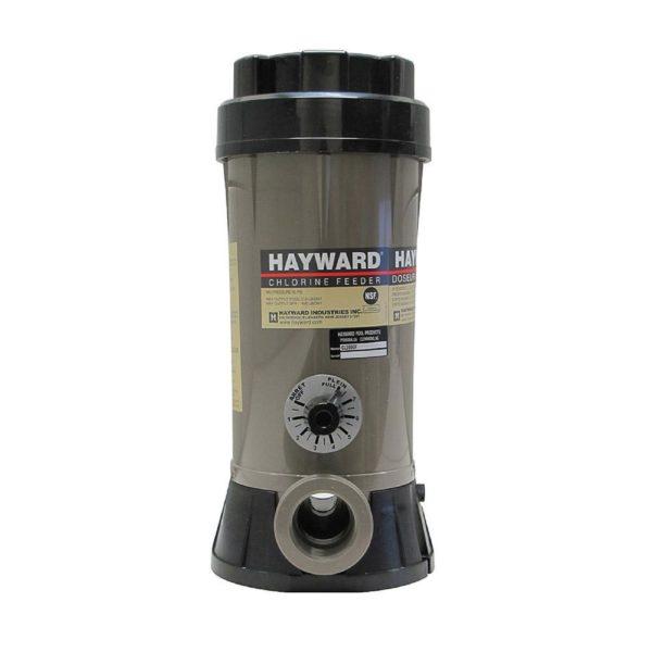 Hayward In Line Chlorinator Chemical Feeder