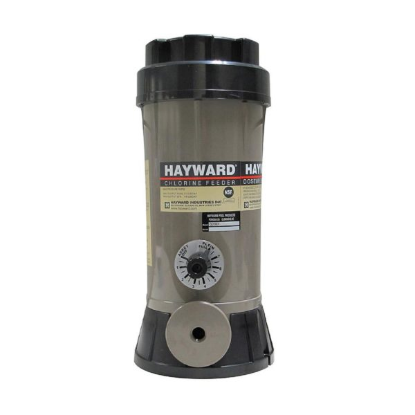 Hayward Off Line Chlorinator Chemical Feeder