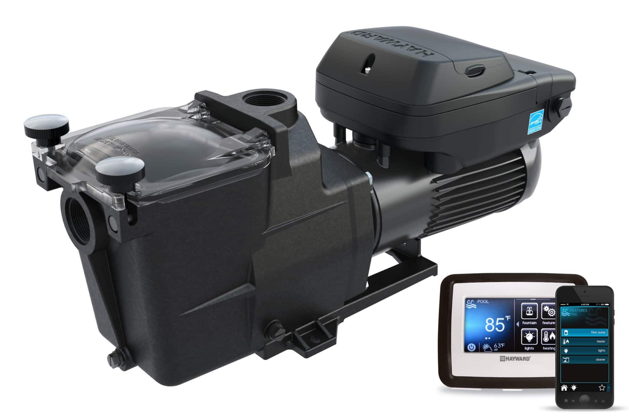 Hayward Super Pump VS 700 OMNI WiFi – Expert Line