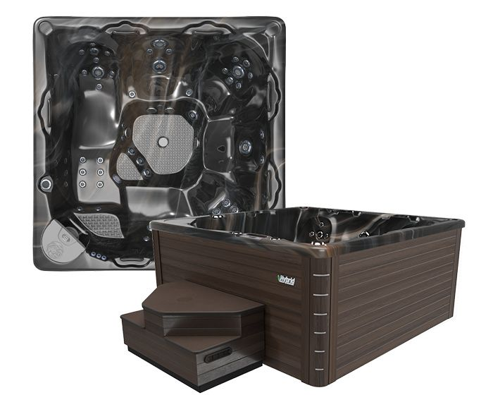 Beachcomber 740-Hybrid Onyx Ebonysignature - Setup