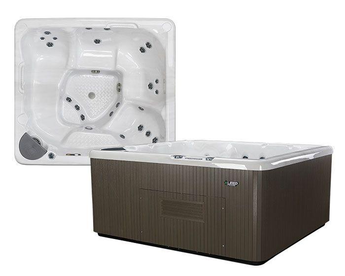 350 Opal Ebony LEEP - Setup